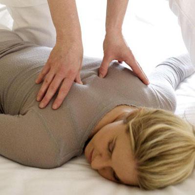 Pesquisa com profissionais da área de enfermagem sobre massagem terapêutica